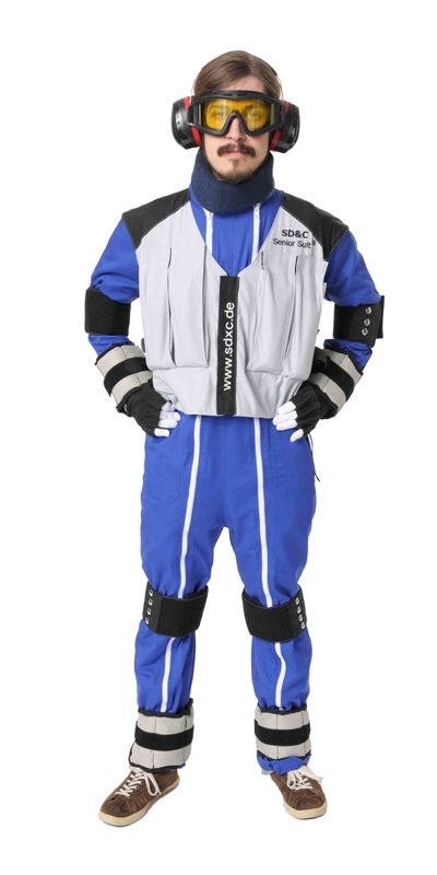 SD&C Senior Suit Alpha 3